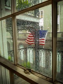 Waving in the Rain