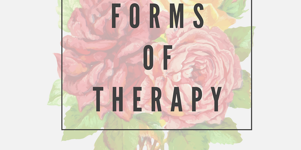 Forms of Therapy