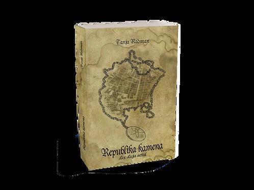 Republika kamena (Lex Legis #1)