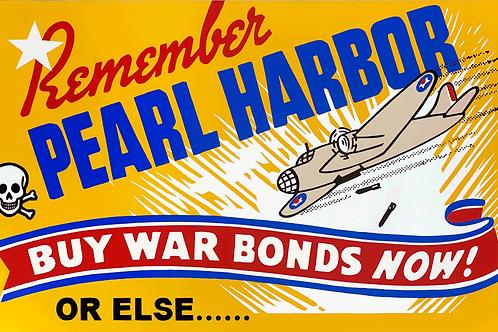 Pearl Harbour print