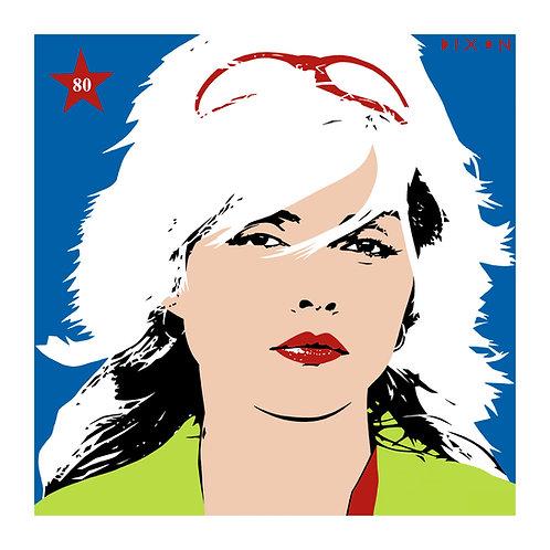 Debbie Harry Pop Print