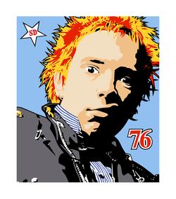 Johnny Rotten 76