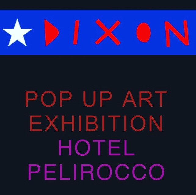 Pop Up Art Exhibition at Hotel Pelirocco Brighton