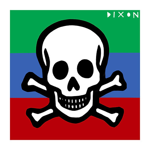 Skull and Bones print