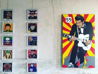 Exhibition, Italy 2017