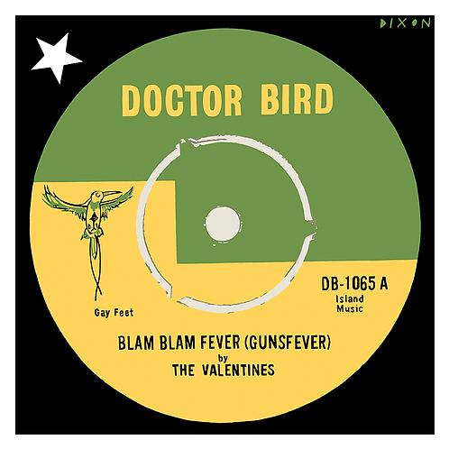 'Blam Blam Fever, Gun Fever' Limited Edition Pop Print