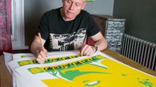 Exclusive Kirk Brandon/Simon Dixon Print Release!