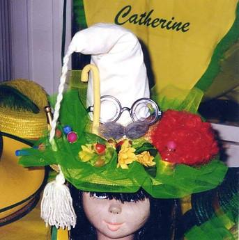 chapeau catherinette