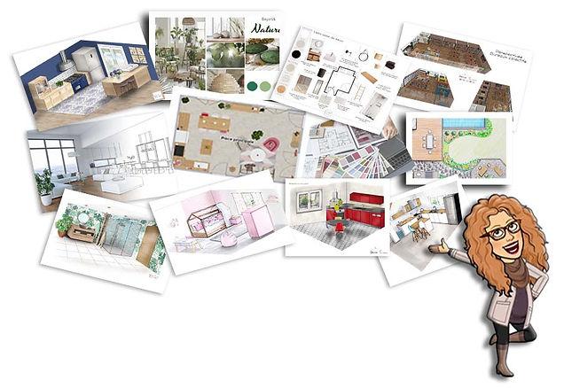 realisations architecte decorateur interieur et exterieur