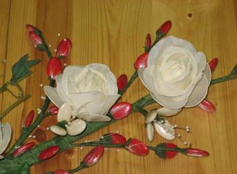 Bouquet de dragées au chocolat