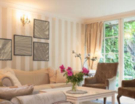 decoration salon pour hôtel