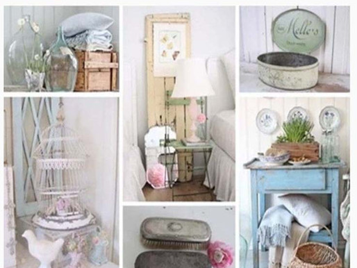 Déco Shabby Chic, un style intemporel