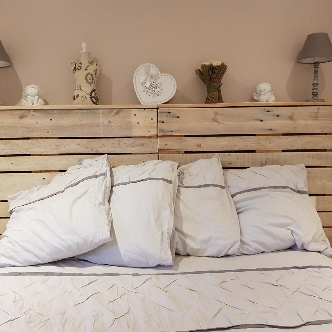 Tête de lit DTE