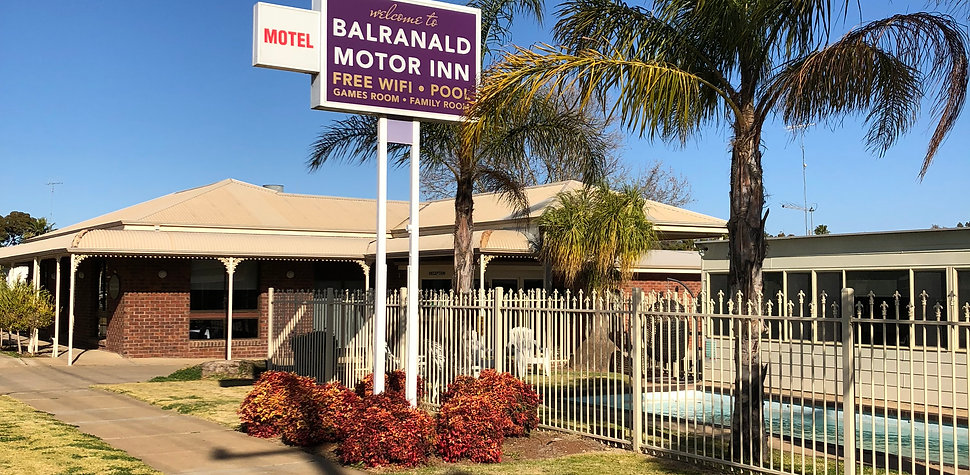 Balranald Accommodation