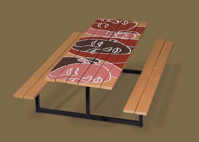 Art Fresco Picnic Table Project