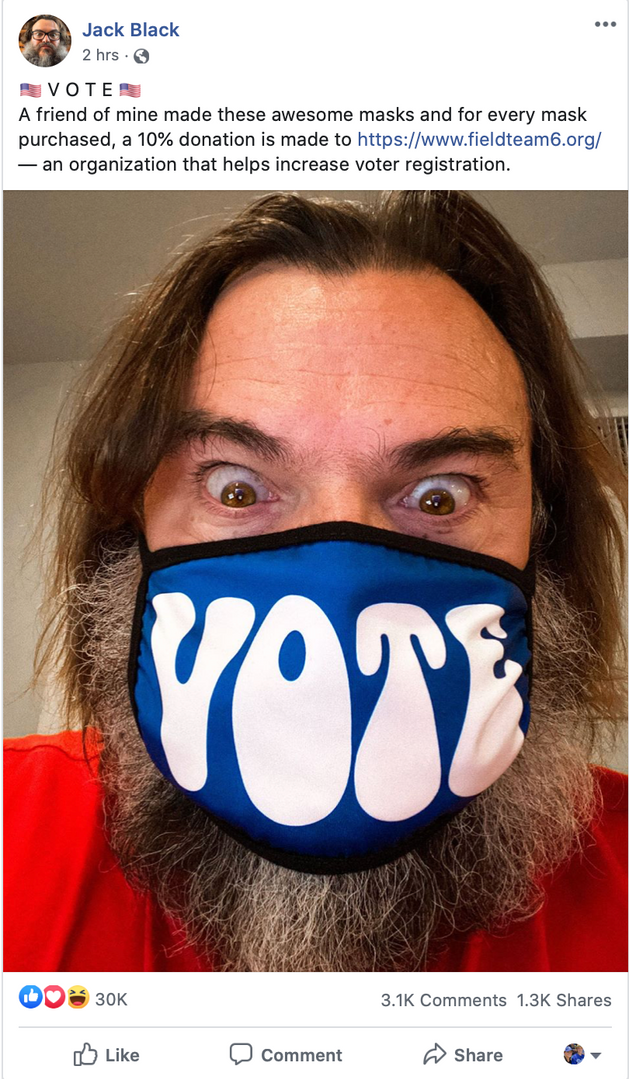 Buy this mask HERE!