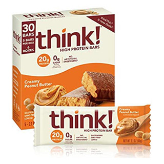 think! Protein Bars