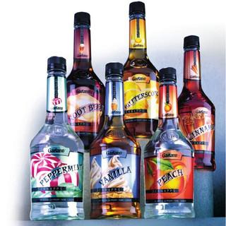 Flavor Illustrations for Spirits Brand