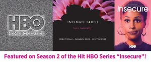 Intimate Earth featured on HBO show Insecure