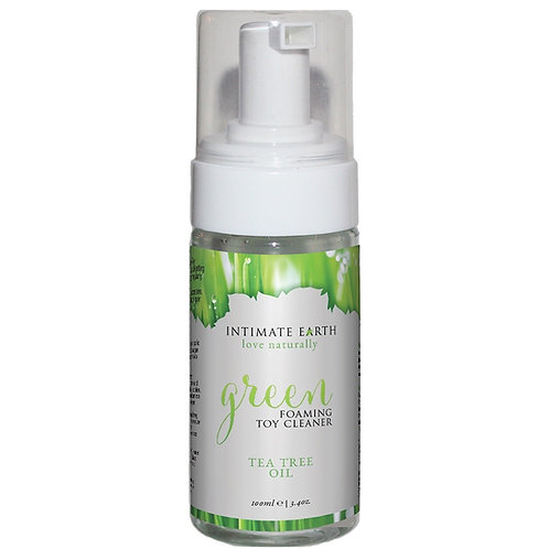 Green - Foaming Cleanser - 100 ml e/3.4oz - Front View