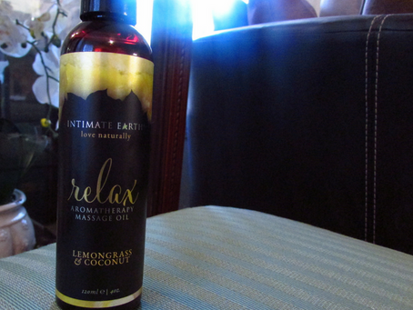 Relax Aromatherapy Massage Oil Review