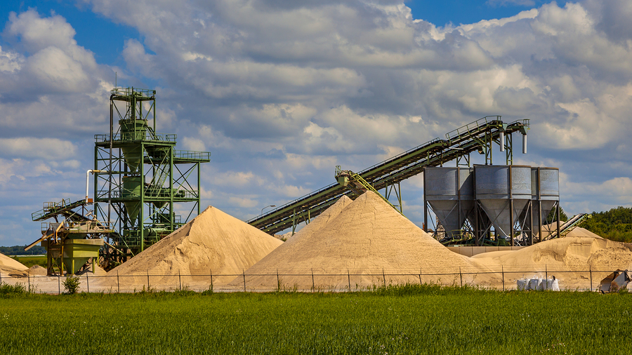 Cement, Mining, and Aggregates: