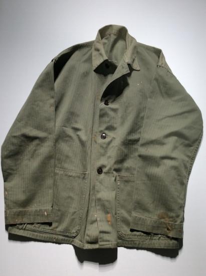 USMC M-41型 HBT ジャケット