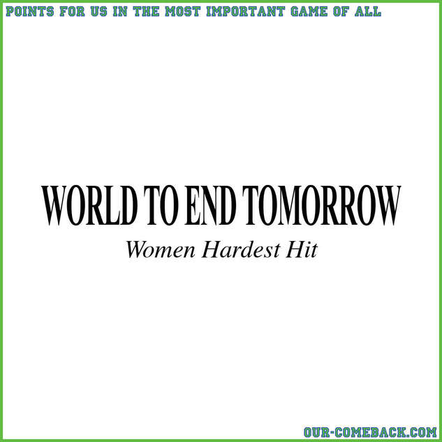 End of the World!