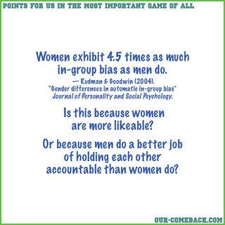 Female Accountability