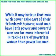 Powerless Men