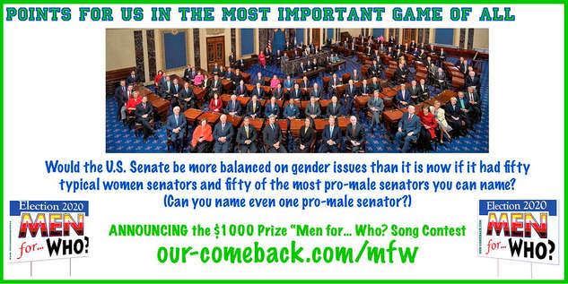Men's Caucus?
