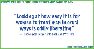 Cruelty to Men