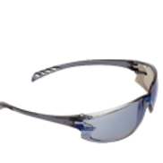 9903 Safety Glasses 9900 Series - Blue Mirrow