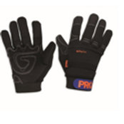PRO-FIT GRIP Full Finger, Reinforced Palm