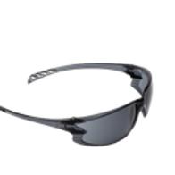 9902 Safety Glasses - Smoke Lens