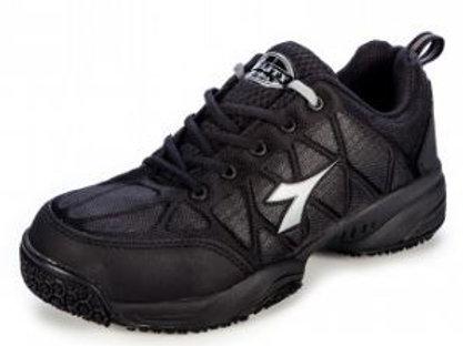 Diadora Comfort Worker--Sizes 4-14 Black