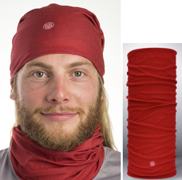 Headsox-316-Solid Red