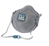PRO-MESH Respirator P2, With Valve & Carbon Filter