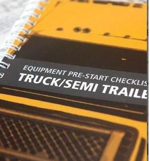 Pre-Start—Truck/Semi Trailer