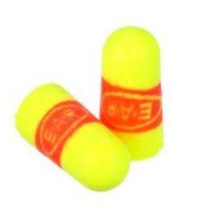 3M™ E-A-Rsoft™ SuperFit™ 30 Uncorded Earplugs, Poly Bag 312-1256