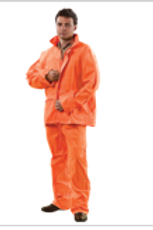 Raingear - Hi Visibility Orange