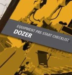 Pre-Start—Dozer