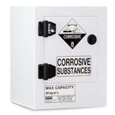 Poly Corrosive Cabinet 40LTR, 1 Door, 1 Shelf