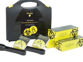 Deluxw Sharps Kit