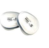 P2 Filter Cartridges for HMTPM Half Mask - (Pair)