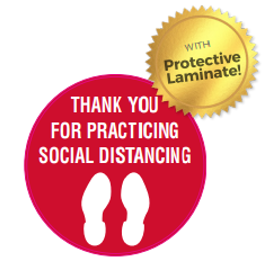THANK YOU FOR PRACTICING - Sign