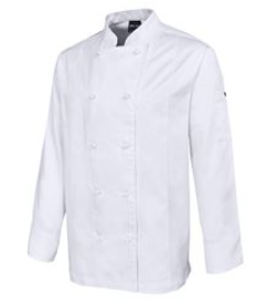 Vented Chef's L/S Jacket