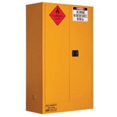 Flammable Storage Cabinet 250L 2 Door, 3 Shelf