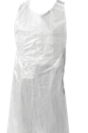 Disposable Aprons - Carton 100