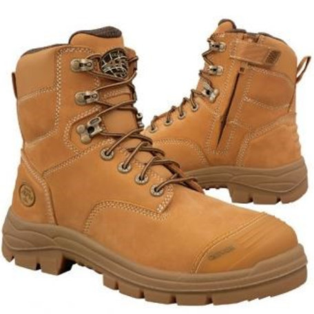 Oliver 55-332Zip Wheat- Sizes 4-14--Half Sizes from 6.5-12.5-